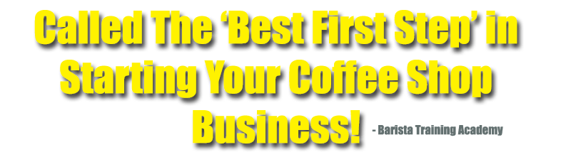 how to start your coffee shop business