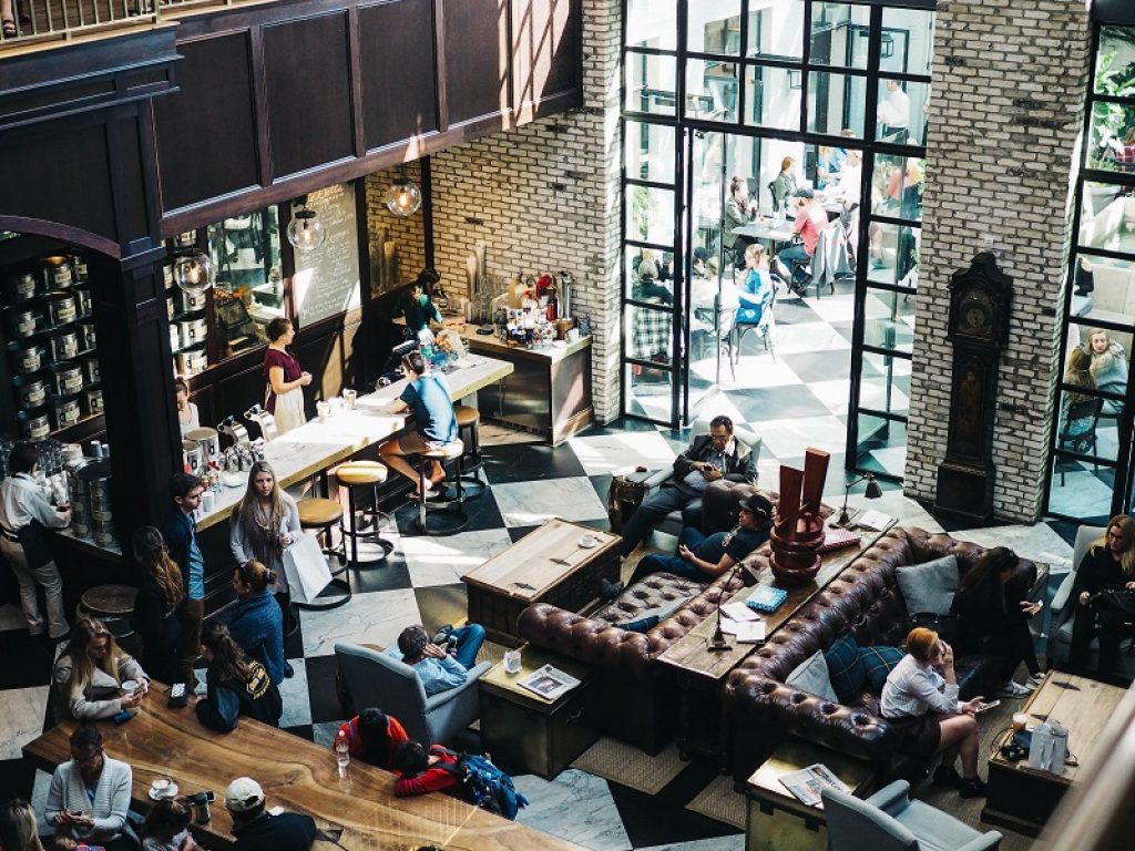 Finding the Space to Start and Open a Coffee Shop - Coffee