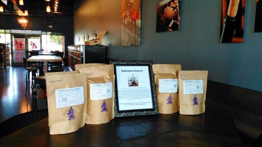 Bohemian Roastery Serves Up Wood Fired Coffee On The Road