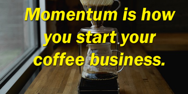 how to run a coffee shop business
